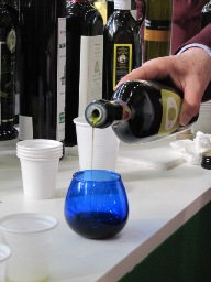 プロが使うオイル鑑定用遮光グラス